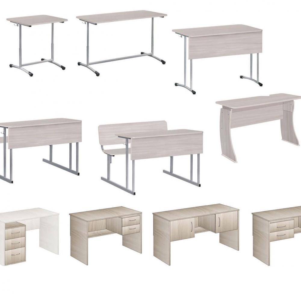 Koolilauad ja kirjutuslauad
